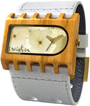 fashion наручные  женские часы Mistura TP10011WHGDTKWFGDGD01GD01SE. Коллекция Ferro Santa Elena
