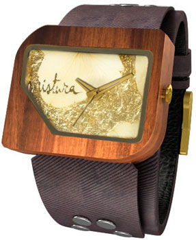 fashion наручные  женские часы Mistura TP10013CJPUPUWFGDWH01PR01SE. Коллекция Pellicano Santa Elena
