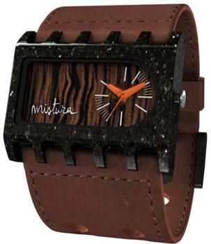 fashion наручные  мужские часы Mistura TP14021ABMNEBAR. Коллекция Ferro Arkitect