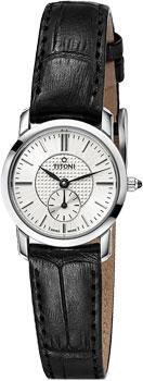 Швейцарские наручные  женские часы Titoni TQ-42917-S-ST-380. Коллекция Slenderline