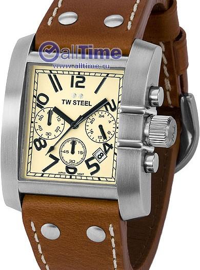 Мужские наручные часы в коллекции Goliath TW STEEL