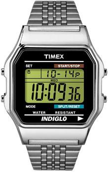 fashion наручные  мужские часы Timex TW2P48300. Коллекция Classics