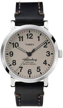fashion наручные  мужские часы Timex TW2P58800. Коллекция Waterbury