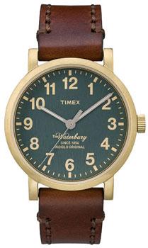 fashion наручные  мужские часы Timex TW2P58900. Коллекция Waterbury