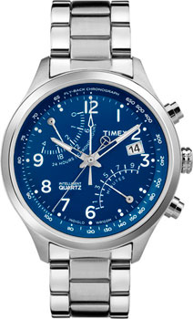 fashion наручные  мужские часы Timex TW2P60600. Коллекция Intelligent