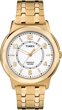 fashion наручные  мужские часы Timex TW2P62000. Коллекция Classics