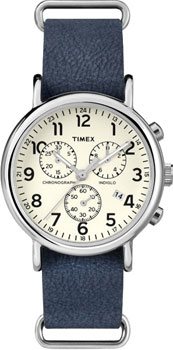 fashion наручные  мужские часы Timex TW2P62100. Коллекция Weekender