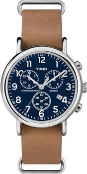 fashion наручные  мужские часы Timex TW2P62300. Коллекция Weekender