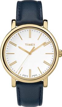 fashion наручные  женские часы Timex TW2P63400. Коллекция Classics