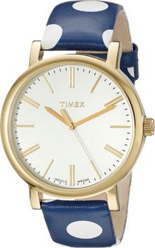 fashion наручные  женские часы Timex TW2P63500. Коллекция Classics