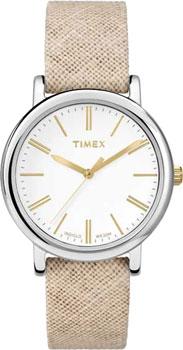fashion наручные  женские часы Timex TW2P63700. Коллекция Classics