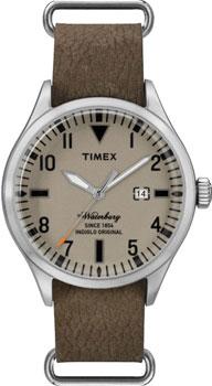 fashion наручные  мужские часы Timex TW2P64600. Коллекция Waterbury