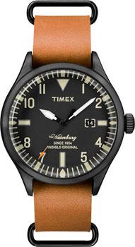fashion наручные  мужские часы Timex TW2P64700. Коллекция Classics