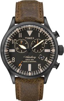 fashion наручные  мужские часы Timex TW2P64800. Коллекция Waterbury