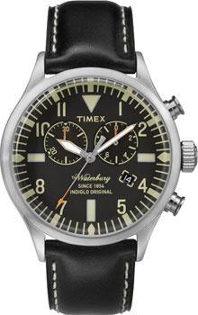 fashion наручные  мужские часы Timex TW2P64900. Коллекция Waterbury