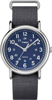 fashion наручные  мужские часы Timex TW2P65700. Коллекция Weekender