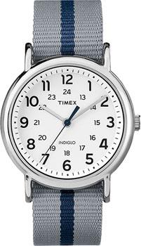fashion наручные  мужские часы Timex TW2P72300. Коллекция Weekender