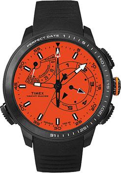 fashion наручные  мужские часы Timex TW2P73100. Коллекция Intelligent