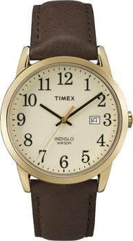 fashion наручные  мужские часы Timex TW2P75800. Коллекция Easy Reader