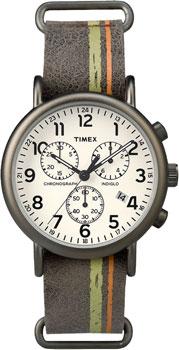 fashion наручные  мужские часы Timex TW2P78000. Коллекция Weekender