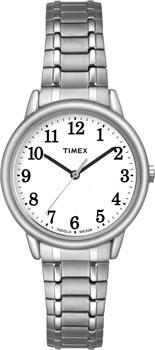 fashion наручные  женские часы Timex TW2P78500. Коллекция Easy Reader