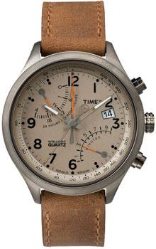 fashion наручные  мужские часы Timex TW2P78900. Коллекция Intelligent