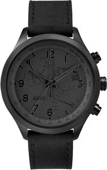fashion наручные  мужские часы Timex TW2P79000. Коллекция Intelligent