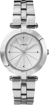 fashion наручные  женские часы Timex TW2P79100. Коллекция Greenwich