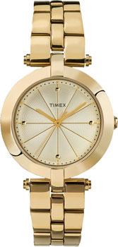 fashion наручные  женские часы Timex TW2P79200. Коллекция Greenwich