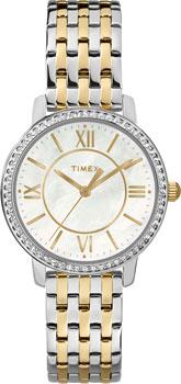 fashion наручные  женские часы Timex TW2P80800. Коллекция Ashland