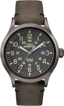 fashion наручные  мужские часы Timex TW4B01700. Коллекция Expedition