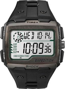 fashion наручные  мужские часы Timex TW4B02500. Коллекция Expedition