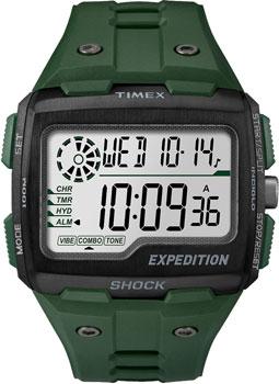 fashion наручные  мужские часы Timex TW4B02600. Коллекция Expedition
