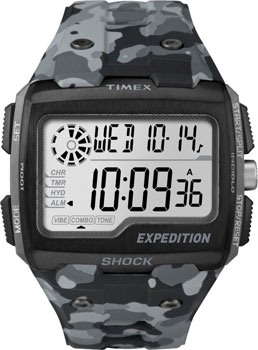 fashion наручные  мужские часы Timex TW4B03000. Коллекция Expedition