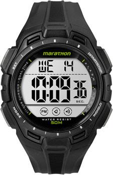 fashion наручные  мужские часы Timex TW5K94800. Коллекция Marathon