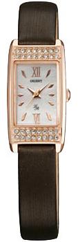 Японские наручные  женские часы Orient UBTY004W. Коллекция Lady Rose