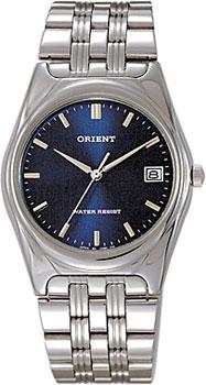 Японские наручные  мужские часы Orient UN6E005D. Коллекция Dressy
