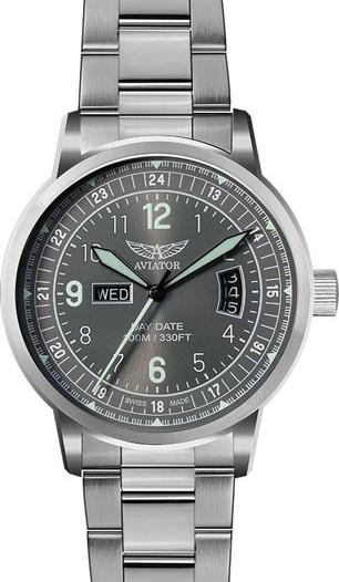 Мужские наручные швейцарские часы в коллекции Kingcobra Aviator