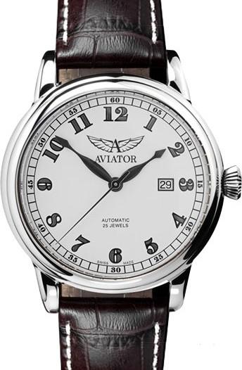 Мужские наручные швейцарские часы в коллекции Vintage Douglas Aviator