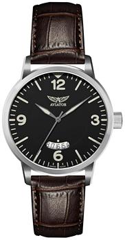 Швейцарские наручные  мужские часы Aviator V.1.11.0.045.4. Коллекция Airacobra
