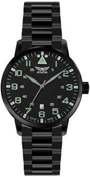 Швейцарские наручные  мужские часы Aviator V.1.11.5.038.5. Коллекция Airacobra