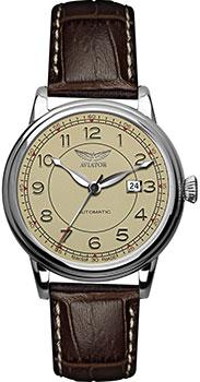 Швейцарские наручные  мужские часы Aviator V.3.09.0.108.4. Коллекция Douglas
