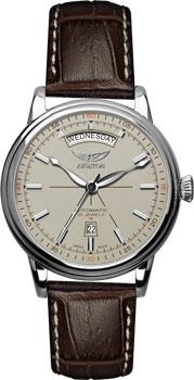 Швейцарские наручные  мужские часы Aviator V.3.20.0.141.4. Коллекция Douglas
