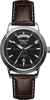 Швейцарские наручные  мужские часы Aviator V.3.20.0.142.4. Коллекция Douglas
