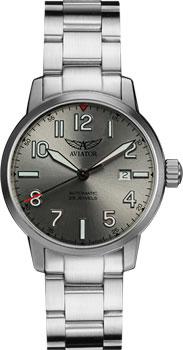 Швейцарские наручные  мужские часы Aviator V.3.21.0.137.5. Коллекция Airacobra