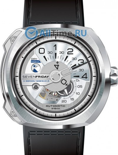 Мужские наручные швейцарские часы в коллекции V-Series SEVENFRIDAY
