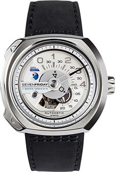 fashion наручные  мужские часы SEVENFRIDAY V1-01. Коллекция V-SERIES