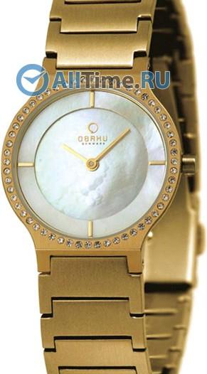 Женские наручные часы в коллекции Circle Obaku
