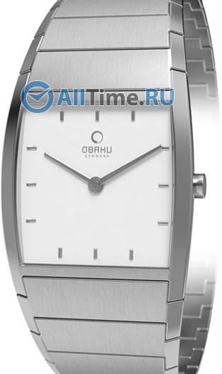 Женские наручные часы в коллекции Rectangular Obaku