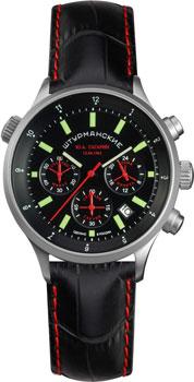 Российские наручные  мужские часы Sturmanskie VD53-4565465. Коллекция Гагарин